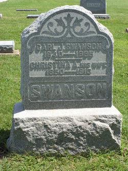 Christina A Swanson