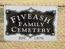 Fiveash Family Cemetery
