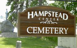 Hampstead Center Cemetery