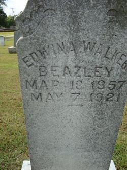 Edwina Walker <I>Graves</I> Beazley