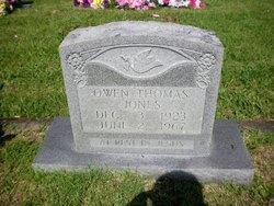Owen Thomas Jones