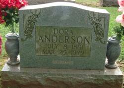 Dora <I>Corder</I> Anderson