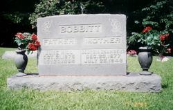June Hill Bobbitt