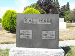 Fritz Axel Kallman
