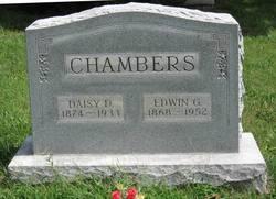 Daisy D <I>Roberts</I> Chambers