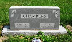 Eva Ethel <I>Harvey</I> Chambers