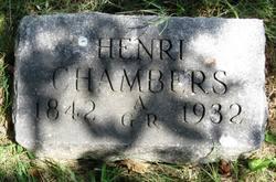 Henri Chambers