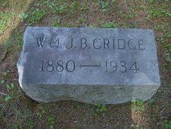 William John Cridge