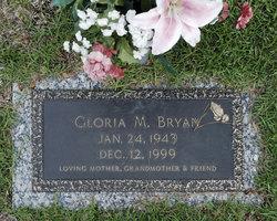 Gloria <I>Mattocks</I> Bryan