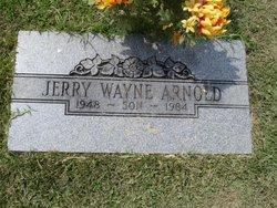Jerry Wayne Arnold