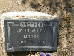 John Wiley Moore