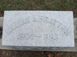 Lillian Augusta <I>Warner</I> Bratton