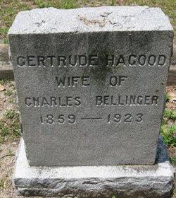 Gertrude <I>Hagood</I> Bellinger