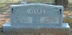Rickey Paul Ayers, Sr