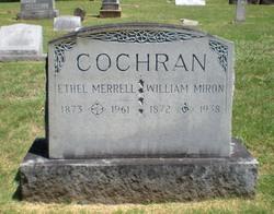 Mary Ethel <I>Merrell</I> Cochran