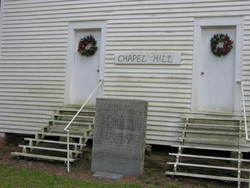 Chapel Hill Methodist Church Cemetery