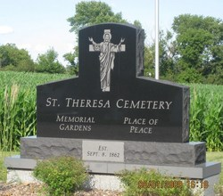 Saint Theresa Memorial Gardens Cemetery