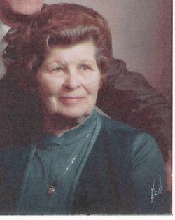 Verna (Veronica) M. <I>Boudnik</I> Stordeur