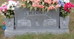 Grace <I>Johnson</I> Blevins