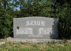 Neva Elizabeth <I>Hill</I> Paul
