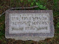 Edward W Arveson Jr.