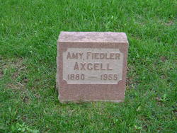 Amy Fiedler <I>Cotterill</I> Axcell