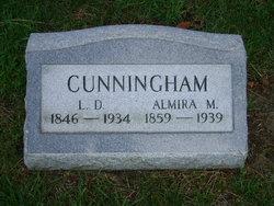 Almira Melissa <I>Phillips Granfield</I> Cunningham