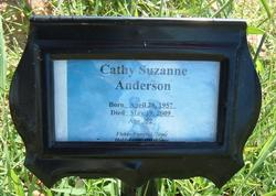 Cathy Suzanne Anderson