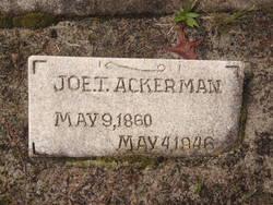 Joseph Thomas Ackerman