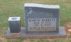 Marvin Barrett