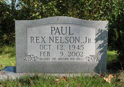 Rex Nelson Paul, Jr