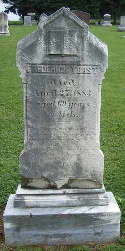 Frederick Yoost