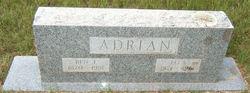 Ella <I>McCrary</I> Adrian