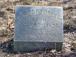 Edward H Dorland