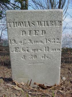 Thomas Wilbur