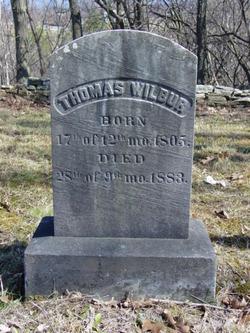 Thomas Wilbur, Jr