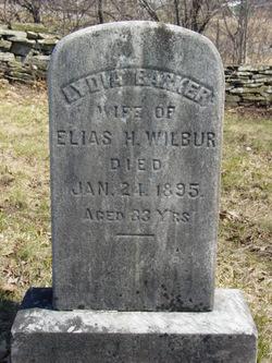Lydia <I>Barker</I> Wilbur