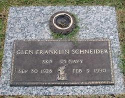 Glen Franklin Schneider