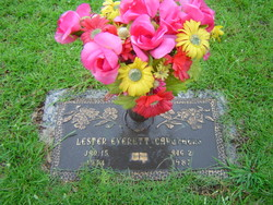 Lester Everett Caruthers