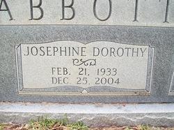 Josephine Dorothy Abbott
