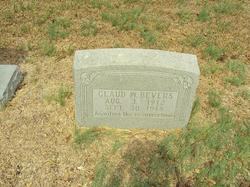 Claud W Bevers