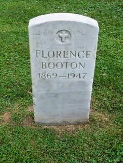 Florence <I>Turner</I> Booton