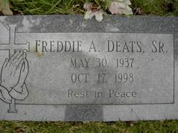 Freddie A. Deats