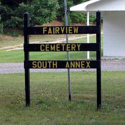 Fairview Cemetery South Annex