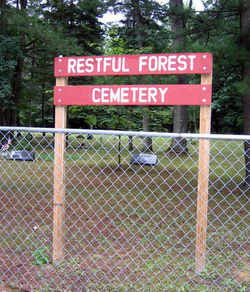Restful Forest Cemetery