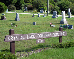 Crystal Lake Township Cemetery East