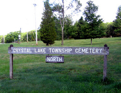 Crystal Lake Township Cemetery North