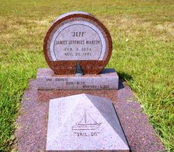 """James Jeffries """"Jeff"""" Martin"""