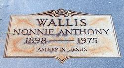 Nonnie <I>Anthony</I> Wallis