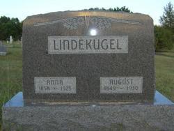 Anna Talke Helene <I>Albers</I> Lindekugel